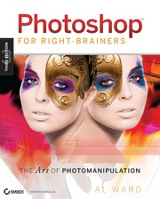 Cover of: Photoshop for right-brainers | Al Ward