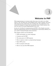 Cover of: PHP by example | Toby Butzon