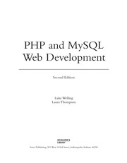 Cover of: PHP developer