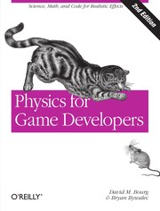 Cover of: Physics for game developers | David M. Bourg