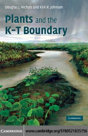Cover of: Plants and the K-T Boundary | Douglas J. Nichols