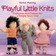 Cover of: Playful little knits | Rachel Manring