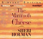 Cover of: Mammoth Cheese, The | Sheri Holman