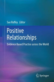 Cover of: Positive relationships