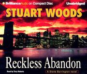 Cover of: Reckless Abandon (Stone Barrington)