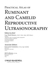 Cover of: Practical atlas of ruminant and camelid reproductive ultrasonography |