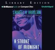 Cover of: Stroke of Midnight, A (Meredith Gentry)