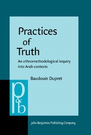 Cover of: Practices of truth