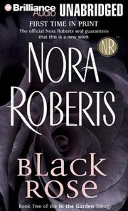 Cover of: Black Rose |
