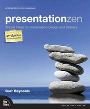 Cover of: Presentation zen | Garr Reynolds