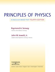 Cover of: Principles of physics | Raymond A. Serway