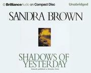 Cover of: Shadows of Yesterday
