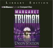 Cover of: Murder at Union Station (Capital Crimes)