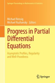 Cover of: Progress in Partial Differential Equations | Michael Reissig