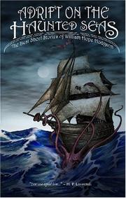 Cover of: Adrift on The Haunted Seas