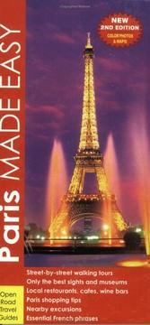 Cover of: Paris Made Easy | Andy Herbach