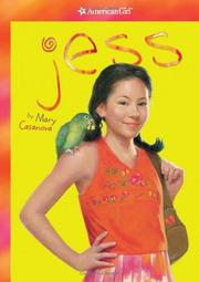 Cover of: Jess (American Girl Today)