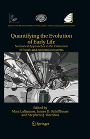 Cover of: Quantifying the evolution of early life | Marc Laflamme