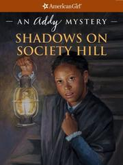 Cover of: Shadows on Society Hill