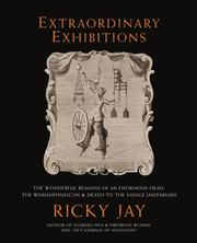 Cover of: Extraordinary Exhibitions
