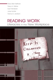 Cover of: Reading work