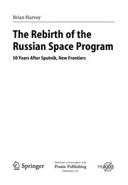 Cover of: The rebirth of the Russian space program | Harvey, Brian