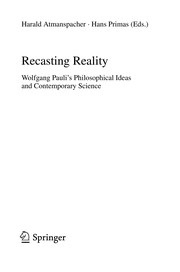 Cover of: Recasting Reality