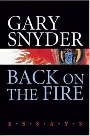 Cover of: Back on the Fire: Essays