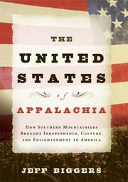 Cover of: The United States of Appalachia
