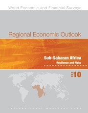 Cover of: Regional economic outlook | International Monetary Fund