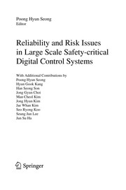 Cover of: Reliability and risk issues in large scale safety-critical digital control systems |