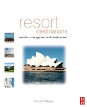 Cover of: Resort destinations | B. Prideaux