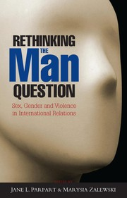 Cover of: Rethinking the man question |