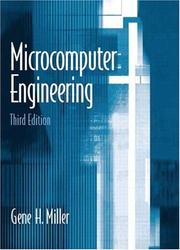 Cover of: Microcomputer engineering