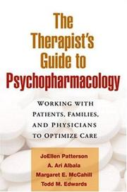 Cover of: The Therapist