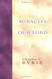 Cover of: The miracles of our Lord