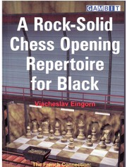 Cover of: A rock-solid chess opening repertoire for black | Viacheslav Eingorn