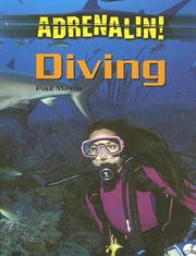 Cover of: Diving (Adrenalin!) |