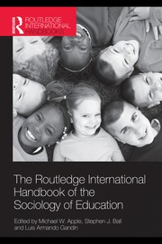 Cover of: The Routledge international handbook of the sociology of education
