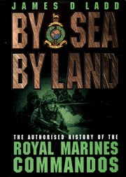 Cover of: The Royal Marines, 1919-1980 | James Ladd