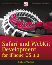 Cover of: Safari WebKit development for iPhone OS 3.0
