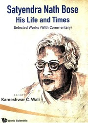 Cover of: Satyendra Nath Bose