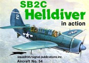 Cover of: SB2C Helldiver in action | Robert Stern