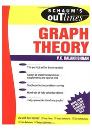 Schaums outline of theory and problems of graph theory