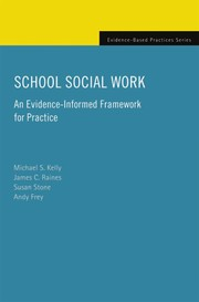 Cover of: School social work |