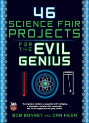 Cover of: 46 science fair projects for the evil genius