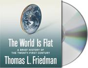 Cover of: The World Is Flat by Thomas L. Friedman
