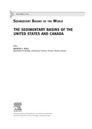 Cover of: The sedimentary basins of the United States and Canada