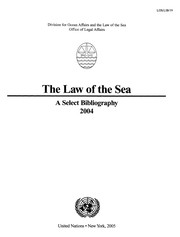 Cover of: The law of the sea | United Nations. Division for Ocean Affairs and the Law of the Sea