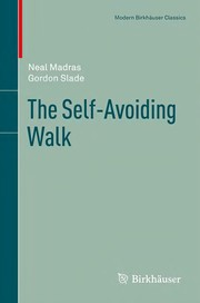 Cover of: The Self-Avoiding Walk | Neal Madras